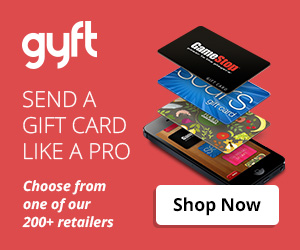 Gyft - Buy Gift Cards From Over 200 Retailers